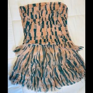 TOP SHOP Kate Moss Mini Dress